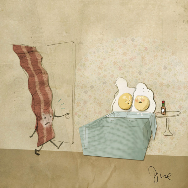 Bacon Surprise